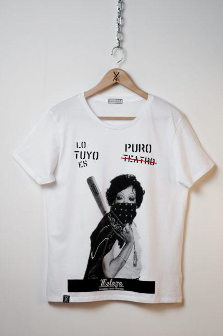 """Camiseta """"Puro Teatro"""""""