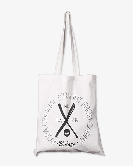 "Tote Bag ""Melaza 1 Natural"""