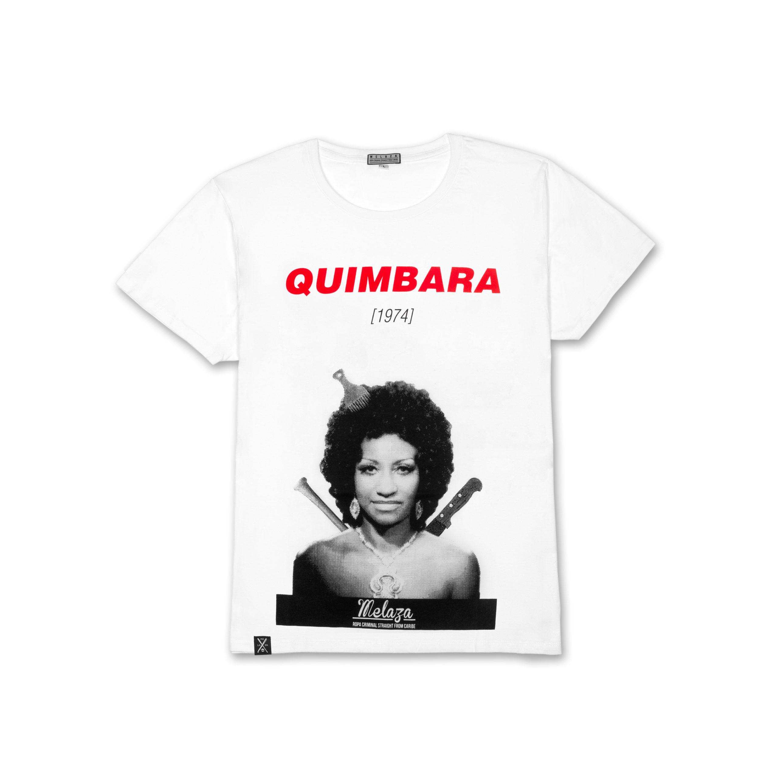 """Camiseta """"Quimbara"""""""