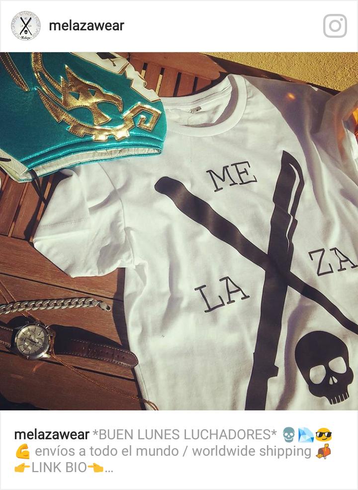Permalink to Melaza ya está en Instagram!!