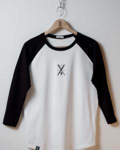 """Camiseta baseball """"Melaza"""""""