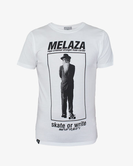 """Camiseta """"Skate or write"""""""