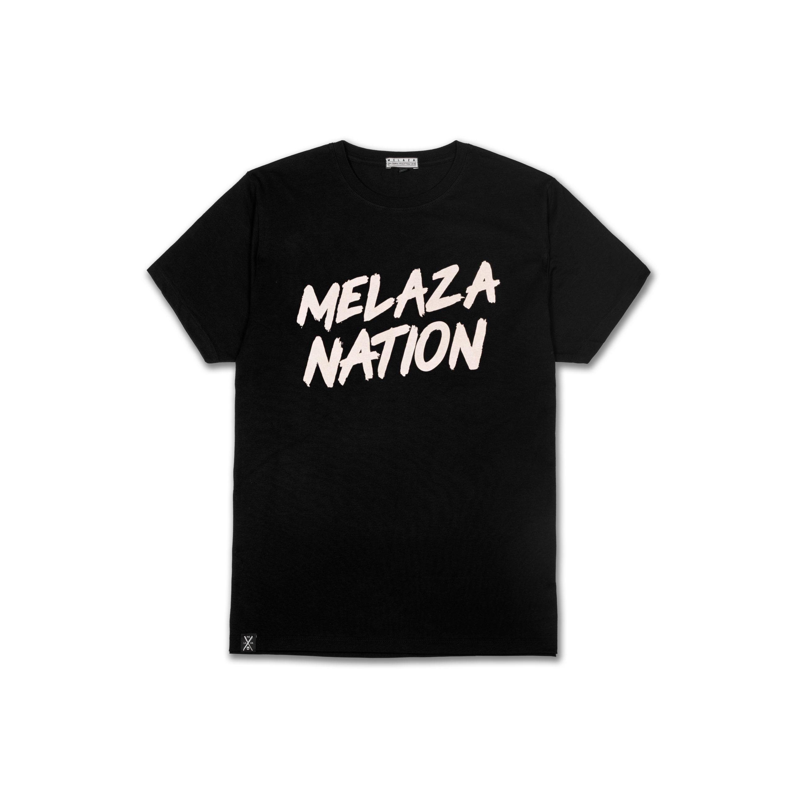 "Camiseta ""Melaza Nation"""