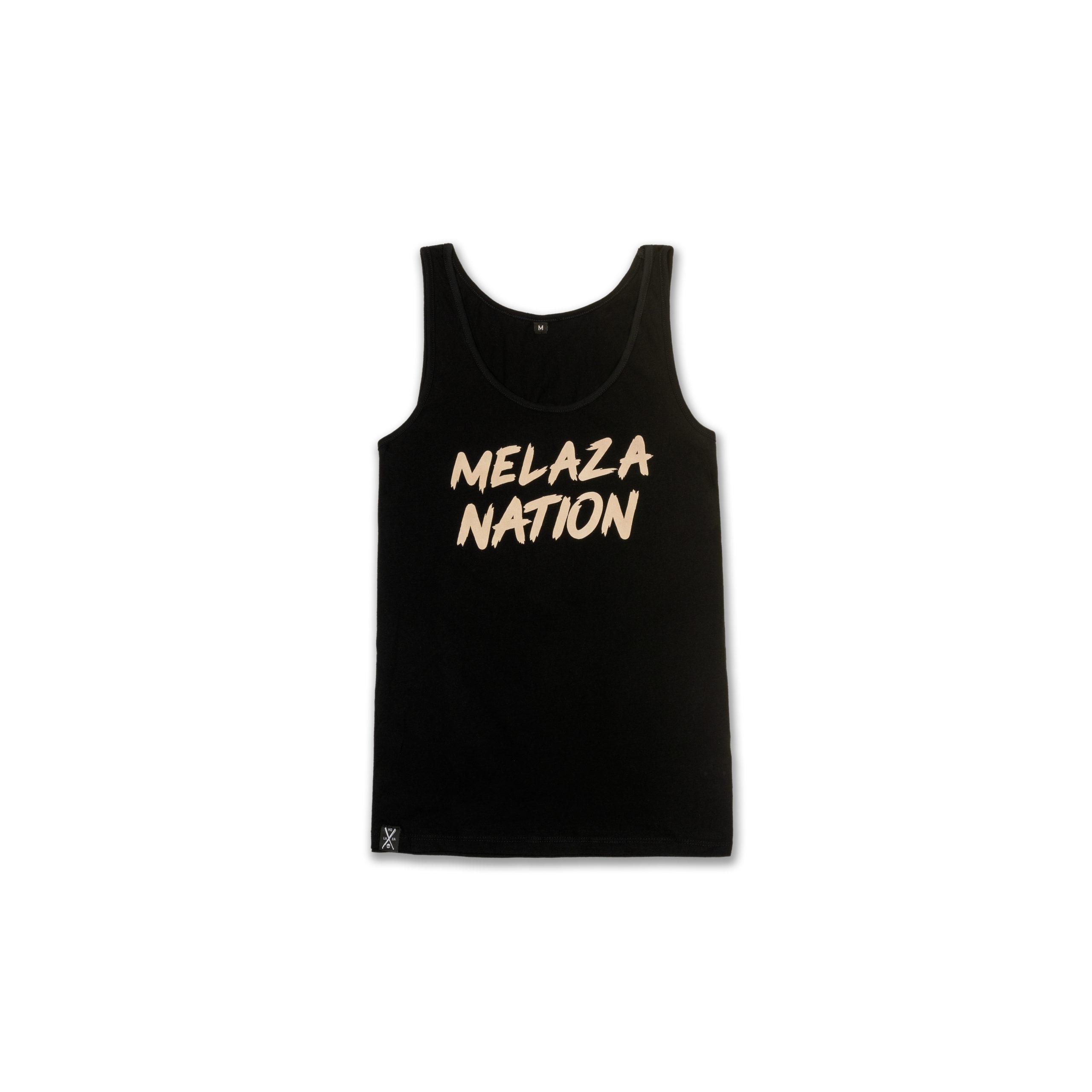 """Camiseta mujer """"Melaza Nation"""""""